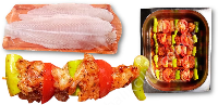 PANGASIUS SKEWER (SHISH)
